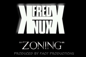 Fred Knuxx cover